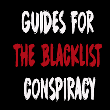 Guide The Blacklist Conspiracy