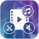 Video to MP3 : Mute Video /Trim Video/Cut Video