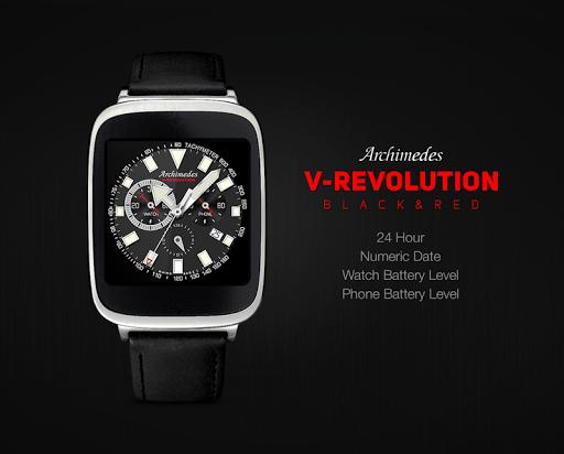 V-Revolution Black&Red by Arch - screenshot