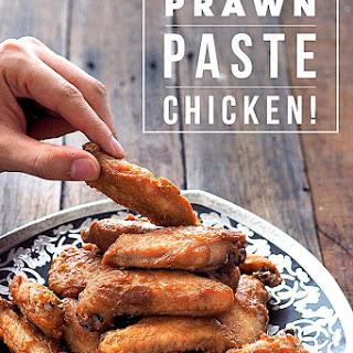 Prawn Paste Chicken Recipes