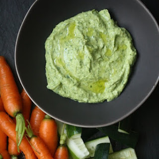 Green Goddess Avocado Dip