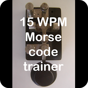 15 WPM Amateur ham radio CW Morse code trainer For PC / Windows 7/8/10 / Mac – Free Download
