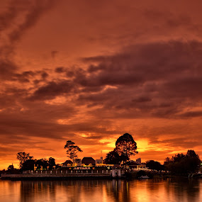 The Astana by Stuart Rango - Landscapes Sunsets & Sunrises ( stuart, astana, kuching, rango, sarawak )