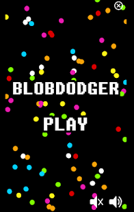 Blobdodger - screenshot
