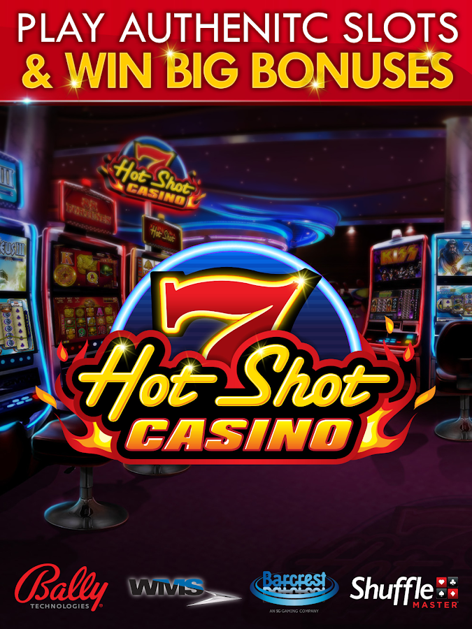 Hot Shot Casino Slots™ - NEW Screenshot 0