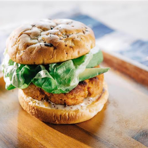 Trisha Yearwood's 'Sweet-Pea' Burgers