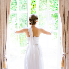 Opening new doors by Robbie Caccaviello - Wedding Bride
