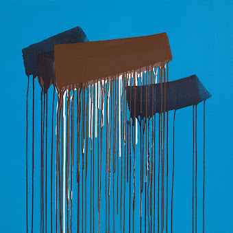 Julie Umerle,  Turquoise Blue