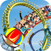 Download Super Roller Coaster Fun Drive Simulation 2017 APK on PC