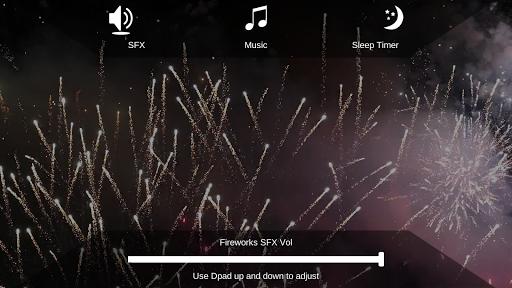 Dazzling Fireworks HD - screenshot