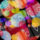 Color Bubbles Keyboard APK for Ubuntu