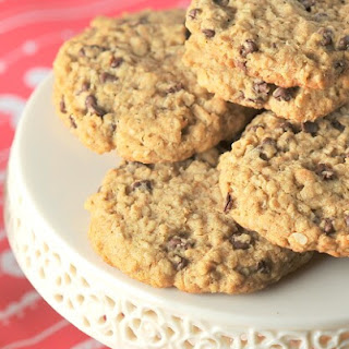 Chocolate Chip Oatmeal Cookies No Flour Recipes