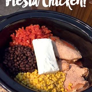 Fiesta Chicken Breast Recipes