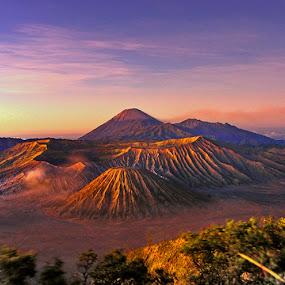 by Eko Sumartopo - Landscapes Mountains & Hills