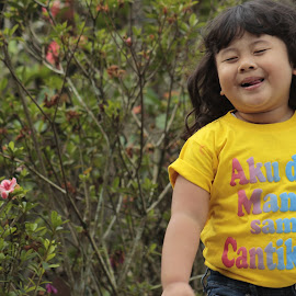 by Alnia Furwani Maulina - Babies & Children Children Candids (  )
