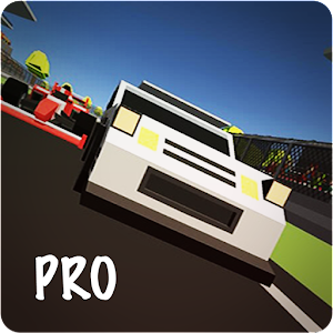 Blocky Fast Cars Pro: SkidStorm Racing No Ads For PC / Windows 7/8/10 / Mac – Free Download