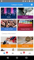 Screenshot of GMU Student Involvement
