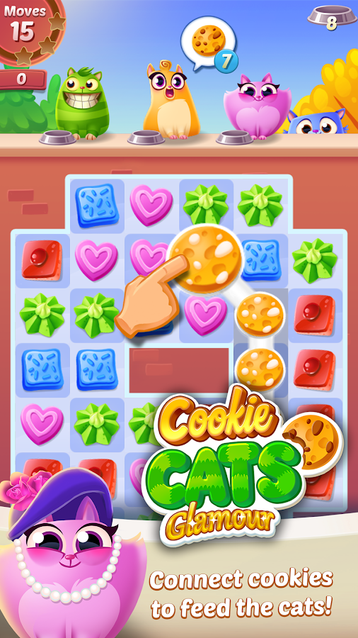 Cookie Cats Screenshot 0