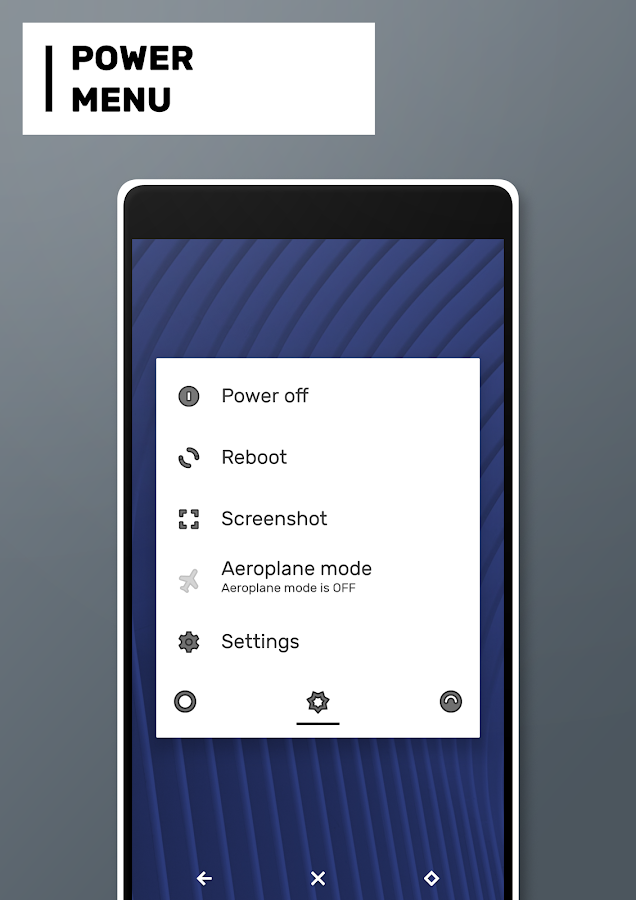 Reverie Substratum Theme Screenshot 2