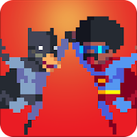 Pixel Super Heroes For PC (Windows And Mac)