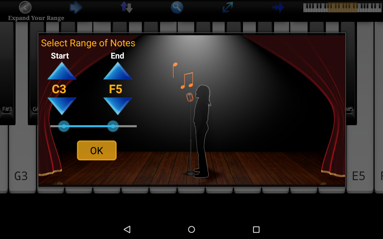 Voice Training Pro Screenshot 19