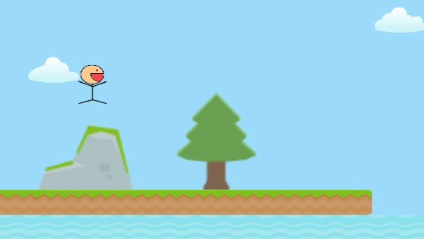 android Sticky Run Screenshot 0