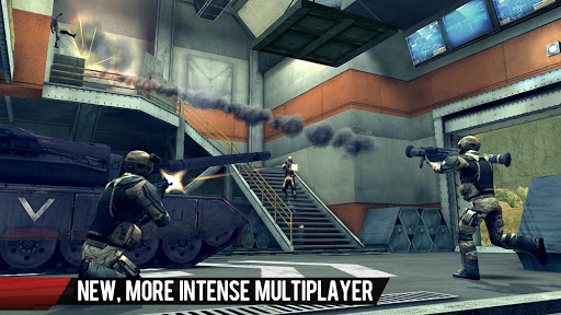 Modern Combat 4: Zero Hour screenshot 5