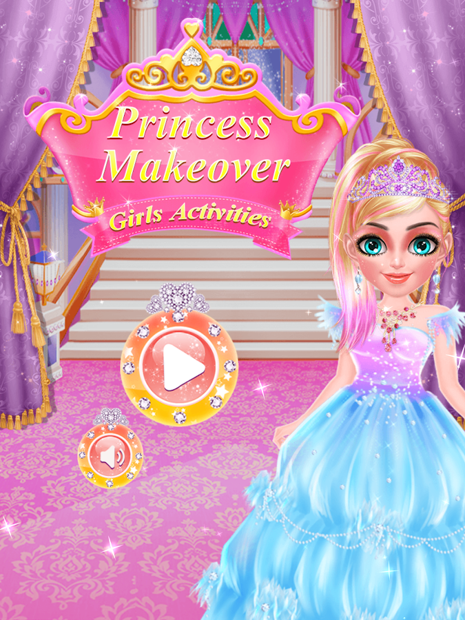 Princess Makeover Screenshot 0