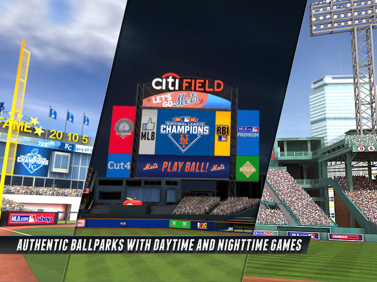 R.B.I. Baseball 16 Screenshot 4