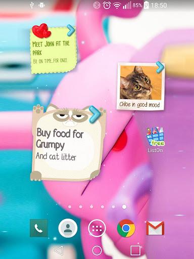 Notes - MemoCool Plus - screenshot