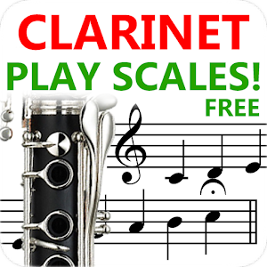 Clarinet Play Scales Trial
