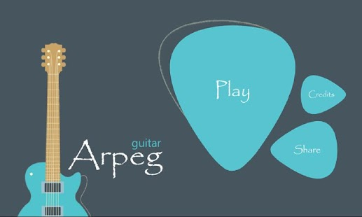 Arpeg Guitar - screenshot