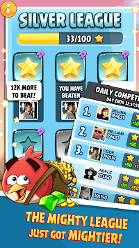 Angry Birds APK screenshot thumbnail 8