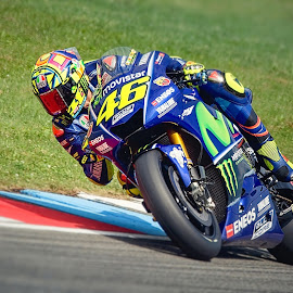 The Doctor by Jiri Cetkovsky - Sports & Fitness Motorsports ( motogp, brno, race, rossi, doctor )