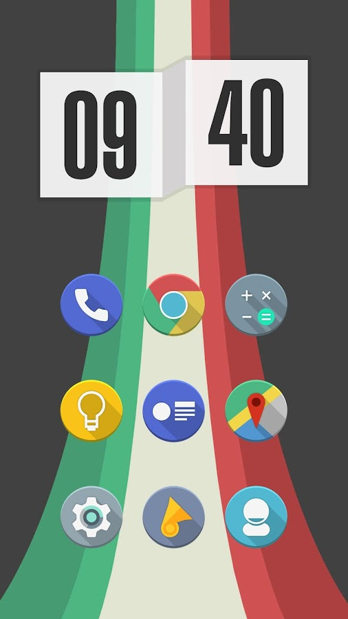Balx - Icon Pack Screenshot 1