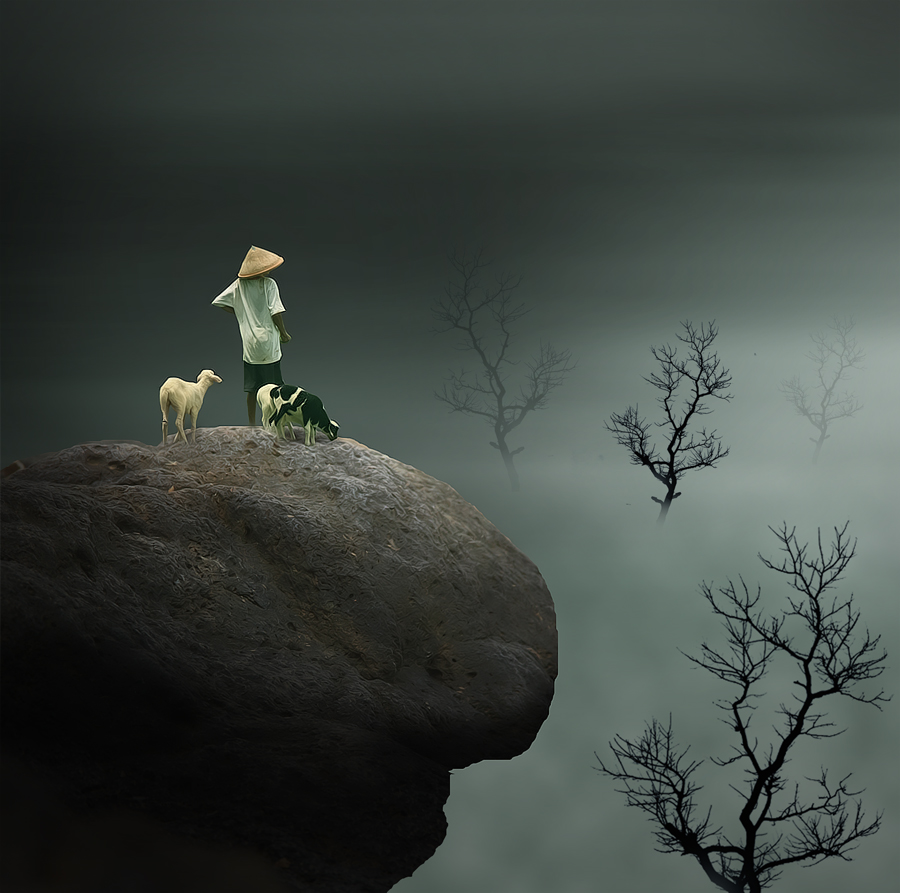 The Toprock by Eli Supriyatno - Digital Art People