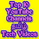 Download Top 10 YouTube Channels Tamil Tech Videos For PC Windows and Mac 1.0