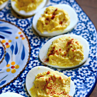 The BEST Deviled Eggs (Seriously!)