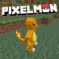 Mod Pixelmon for McPE