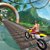 Stuntman Bike Race APK icon