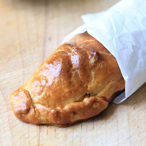 Easy Cornish Pasty