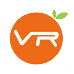 橙子VR - 优质VR视频3D电影聚合, VR播放器 Icon
