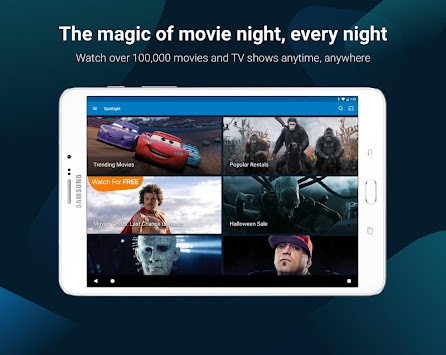 Vudu Movies & TV APK screenshot thumbnail 11