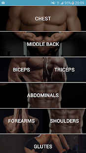 Sportify Fitness app screenshot for Android