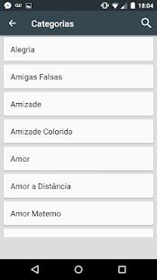 Status para todos os casos for Lollipop - Android 5.0