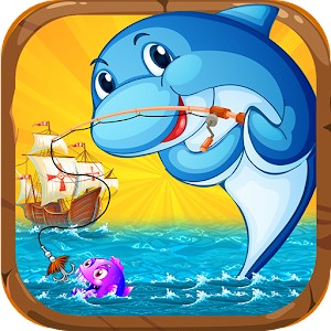 Download free sea world : Fishing games for kids for PC on Windows and Mac