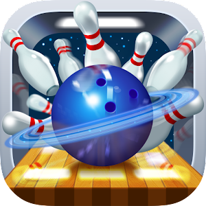 Cover art Galaxy Bowling 3D
