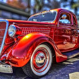 by Judy Heitzman - Transportation Automobiles