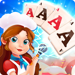 Download Solitaire Dessert Cooking right now. APK Icon