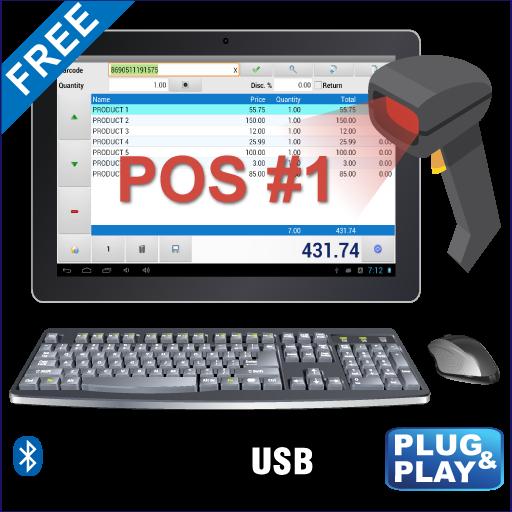 Barcode & POS (Free) (app)